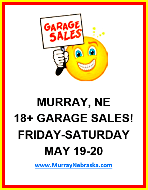 2017 05 10 garage sale flier632