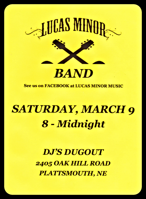 2019 02 27 Lucas Minor Band