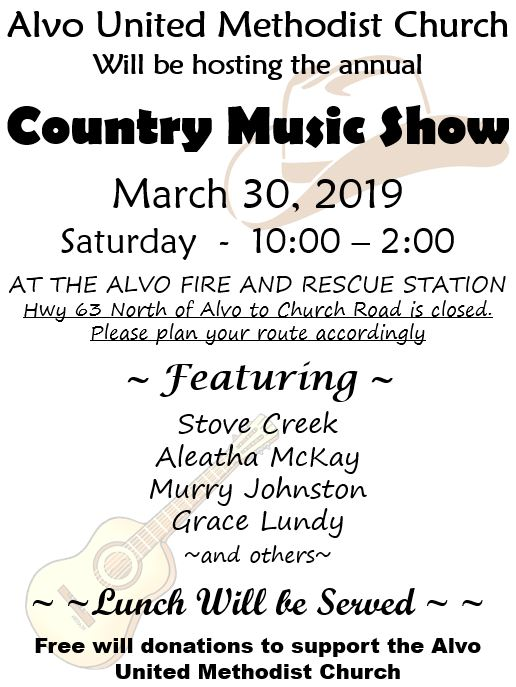 Alvo Country Music Show 2019